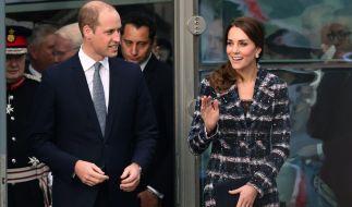 Wie ist es um die royale Arbeitsmoral von William und Kate bestellt? (Foto)