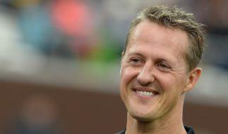 Michael Schumacher feiert am 3. Januar 2017 seinen 48. Geburtstag - und bekommt gleich zwei rührende Geschenke von Fans und Unterstützern. (Foto)