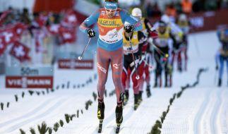 Heute startet die Königsetappe der Tour de Ski in Oberstdorf. (Foto)