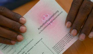 In den ersten drei Quartalen des vergangenen Jahres wurden in keinem anderen EU-Land so viele Anträge auf Asyl eingereicht wie in Deutschland. (Foto)