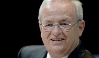 Ex-VW-Chef Martin Winterkorn soll eine fürstliche Rente beziehen. (Foto)
