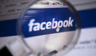 Facebook weiß mehr über seine Nutzer als so manchem lieb ist. (Foto)