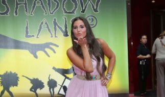 Sarah Lombardi gibt bald ihr Comeback auf dem roten Teppich. (Foto)