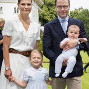 So macht Prinzessin Estelle ihre royale Mama stolz (Foto)