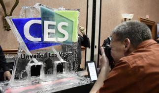 Auf der CES 2017 in Las Vegas werden die technischen Neuheiten vorstellt. (Foto)
