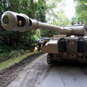 Rentner hortet Panzer und Flakgeschütz in Villa - Anklage! (Foto)