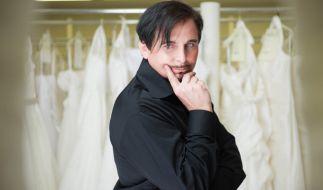 Uwe Herrmann entdeckte seine Liebe zur Mode auf Reisen. (Foto)