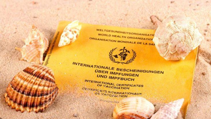 Neben dem Reisepass sollte auch der Impfpass vor Fernreisen auf Aktualität geprüft werden. (Foto)