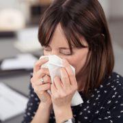 Kältepeitsche bringt Grippewelle! Drohen auch mehr Erkältungen? (Foto)