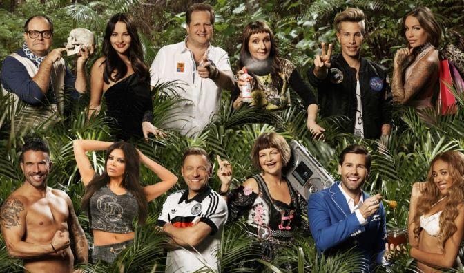 Die Kandidaten für das Dschungelcamp 2017