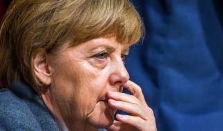 Wenn es nach der SPD geht, ist die Zeit von Angela Merkel als Bundeskanzlerin abgelaufen - Parteichef Sigmar Gabriel steht schon in den Startlöchern für die Wahl. (Foto)