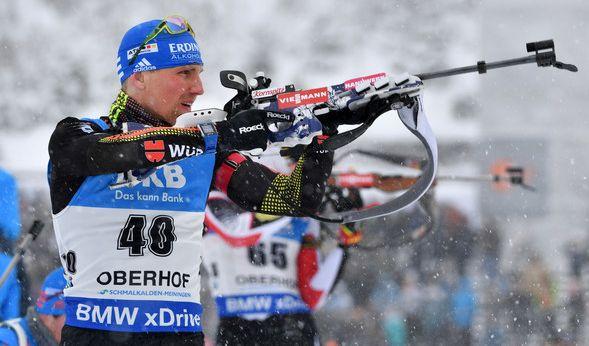Biathlon-Weltcup 2017 - Wiederholung + Ergebnisse