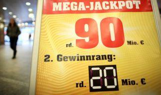 Die aktuellen Gewinnzahlen und -Quoten vom Eurojackpot lesen Sie hier auf news.de. (Foto)