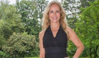 """Katja Burkard moderiert für RTL das Mittagsmagazin """"Punkt 12"""". (Foto)"""