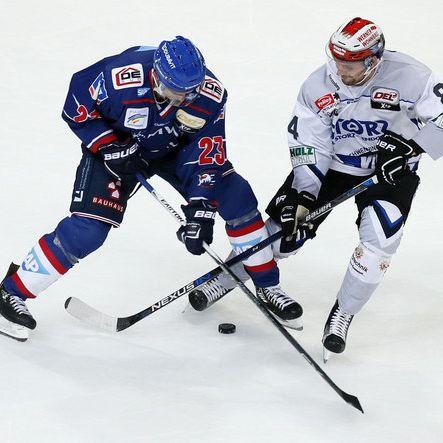 Mannheim feiert Sieg beim DEL Eishockey Winter Game 2017 (Foto)