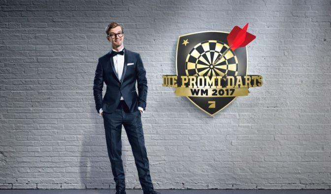 """""""Die Promi-Darts-WM 2017"""" als Wiederholung"""