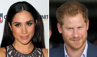 Aus und vorbei? Meghan Markle und Prinz Harry sollen sich schon wieder getrennt haben. (Foto)