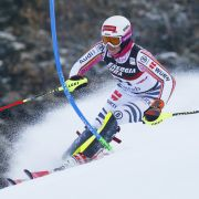 Hansdotter siegt im Slalom in Flachau - Geiger schafft WM-Norm (Foto)