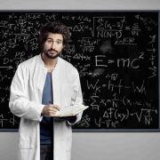 Physik-Genie mit großer Klappe auf Mörderjagd (Foto)