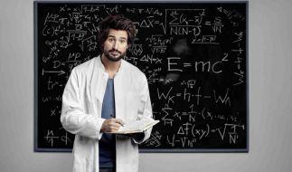 """Tom Beck als """"Einstein"""". (Foto)"""