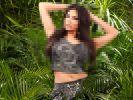 Kader Loth nackt im Dschungelcamp