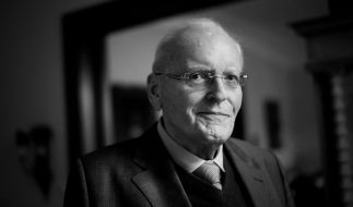 Altbundespräsident Roman Herzog ist tot. (Foto)