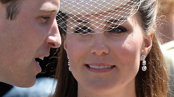 Glaubt man britischen Boulevardmedien, hätte Kate Middleton ihren Geburtstag beinahe allein verbringen müssen. (Foto)