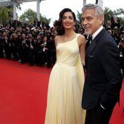Babybauch in Sicht? Wird George Clooney endlich Vater? (Foto)