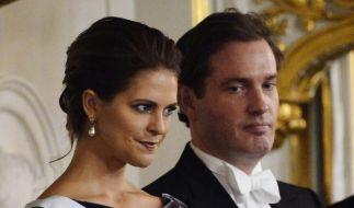 Prinzessin Madeleine von Schweden und ihr Ehemann, der britische Geschäftsmann Chris O'Neill, sind mächtig stolz auf ihre süßen Kinder. (Foto)