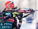 Biathlon-Staffel Herren in der Wiederholung sehen