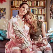 Nackt-Schock im Treppenhaus! Magda trifft auf hüllenlosen Tobias (Foto)