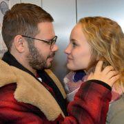 Tuner (Thomas Drechsel) und Jule (Luise von Finckh) sind auf dem besten Weg, das neue GZSZ-Traumpaar zu werden.