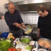Burgerladen-Chef schimpft wutentbrannt über TV-Sternekoch (Foto)