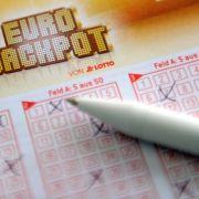 Eurolotto-Quoten und Gewinnzahlen vom Freitag im Überblick (Foto)