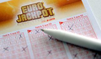 Die aktuellen Gewinnzahlen und -Quoten vom Eurojackpot am 13.01.2017 lesen Sie hier. (Foto)