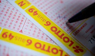 Alle Infos zu Lotto am Samstag vom 14. Januar 2017 gibt es hier. (Foto)