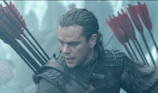 Eine Begegnung von Ost und West - in einer den Hauptrollen spielt Superstar Matt Damon. (Foto)