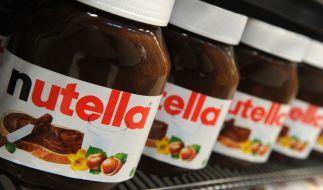 In Dortmund und Wuppertal drohten die Erpresser mit der Vergiftung von Nutella-Gläsern. (Foto)