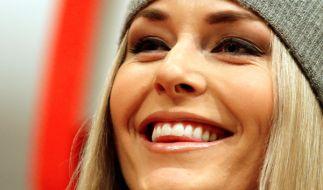 Lindsey Vonn feiert in Zauchensee ihr Comeback im Ski Alpin. (Foto)