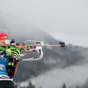 Dahlmeier Dritte im Ruhpolding-Sprint - Mäkäräinen-Sieg (Foto)
