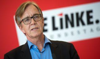 Dietmar Bartsch, Fraktionsvorsitzender der Partei Die Linke, sagt den Superreichen den Kampf an. (Foto)
