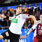 Klarer WM-Sieg für deutsche Handballer in Frankreich (Foto)