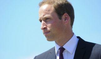 Prinz William wird künftig Vollzeit-Royal. (Foto)