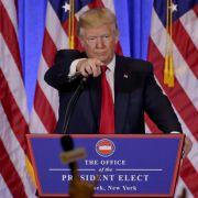 Trump kritisiert Russland-Sanktionen - Kreml reagiert zurückhaltend (Foto)