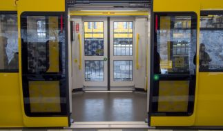 In Dortmund kam es am Montag zu einem Zwischenfall mit einem U-Bahn-Treter. (Foto)