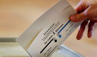 Bevor im Herbst die Bundestagswahl 2017 ansteht, werden im Saarland, in Schleswig-Holstein und in Nordrhein-Westfalen neue Landtage im Superwahljahr 2017 gewählt. (Foto)