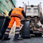 Tragischer Unfall! Müllmann zu Tode gequetscht (Foto)