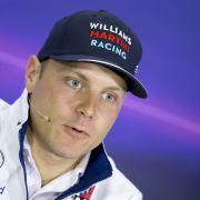 Bottas beerbt Nico Rosberg bei Mercedes (Foto)