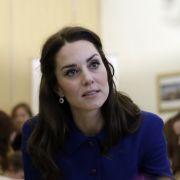 Queen Elizabeth enttäuscht Prinz William und Herzogin Kate (Foto)