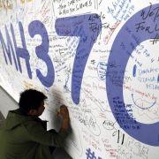Suche abgebrochen! Angehörige der MH370-Passagiere protestieren (Foto)